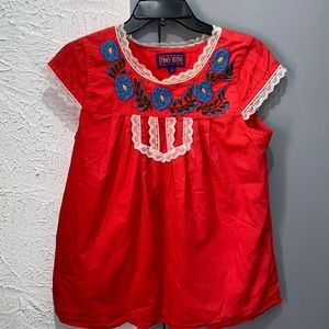 Tracy Feith for Target Embroidered Top